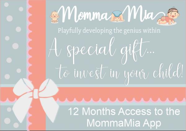 MommaMia Gift Voucher