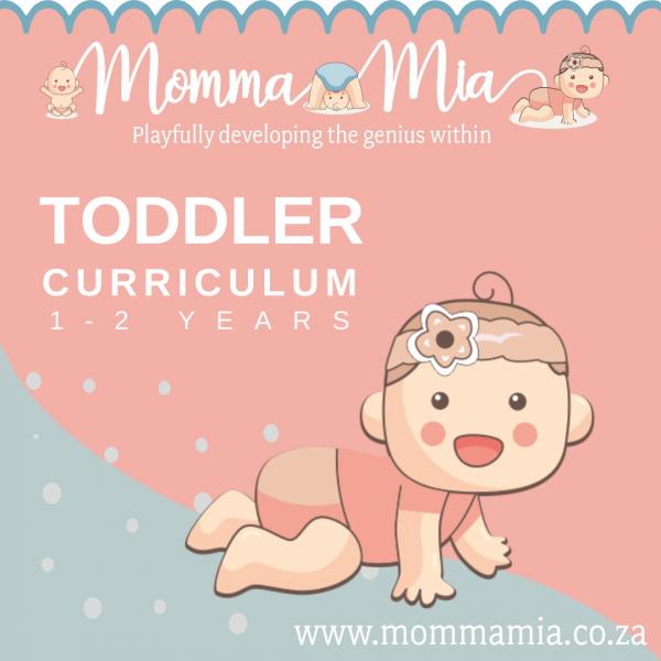 Toddler Curriculum